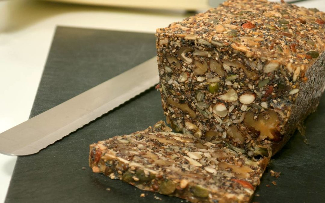 Nordic Nut Bread
